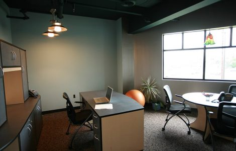 The Cyphers Agency - Dave's Office