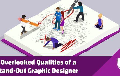 qualities of a graphic designer
