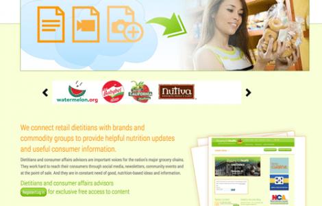 Shopping for Health Website